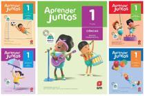 Kit Livros Escolares: Aprender Juntos - 1º Ano-Série - Edicoes Sm - Didatico