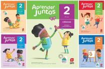 Kit Livros Escolares: Aprender Juntos - 2º Ano-Série - Edicoes Sm - Didatico -