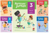 Kit Livros Escolares: Aprender Juntos - 3º Ano-Série - Edicoes Sm - Didatico