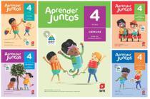 Kit Livros Escolares: Aprender Juntos - 4º Ano-Série - Edicoes Sm - Didatico -