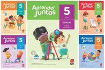 Kit Livros Escolares: Aprender Juntos - 5º Ano-Série - Edicoes Sm - Didatico