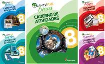 Kit Livros Escolares: Araribá Plus - 8º Ano-Série (Somente Caderno) - Moderna