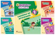 Kit Livros Escolares: Buriti Plus - 2º Ano-Serie (Somente Caderno) - Moderna -