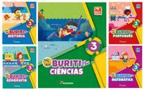 Kit Livros Escolares: Buriti Plus - 3º Ano-Serie - Moderna (Didaticos)