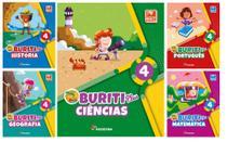 Kit Livros Escolares : Buriti Plus - 4º Ano-Serie - Moderna (Didaticos) -