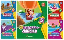 Kit Livros Escolares: Buriti Plus - 5º Ano-Serie - Moderna (Didaticos)