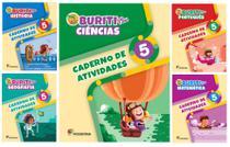 Kit Livros Escolares: Buriti Plus - 5º Ano-Serie (Somente Caderno) - Moderna -