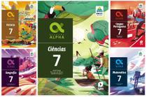 Kit Livros Escolares: Col. Geração Alpha - 7º Ano-Série - Bncc - Edicoes Sm - Didatico -