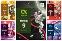 Kit Livros Escolares: Col. Geração Alpha - 9º Ano-Série - Bncc - Edicoes Sm - Didatico -