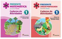 Kit Livros Escolares: Col Presente - 1º Ano-Serie - Moderna
