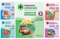 Kit Livros Escolares: Col Presente - 2º Ano-Serie (Somente Caderno) - Moderna