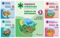 Kit Livros Escolares: Col Presente - 3º Ano-Serie (Somente Caderno) - Moderna