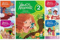Kit Livros Escolares: Col. Vamos Aprender - 2º Ano-Série - Edicoes Sm - Didatico -