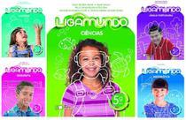 Kit Livros Escolares: Coleção. Ligamundo - 5º Ano-Série - Editora Saraiva