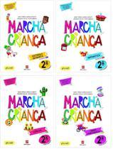 Kit Livros Escolares: Coleção. Marcha Criança - 2º Ano-Série - Scipione (Didaticos) - Grupo Somos