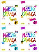 Kit Livros Escolares: Coleção. Marcha Criança - 5º Ano-Série - Scipione (Didaticos) - Grupo Somos