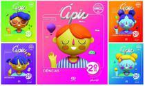 Kit Livros Escolares: Coleção. Projeto Ápis- 2º Ano-Série - Atica (Didaticos) - Grupo Somos
