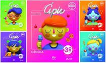 Kit Livros Escolares: Coleção. Projeto Ápis- 3º Ano-Série - Atica (Didaticos) - Grupo Somos