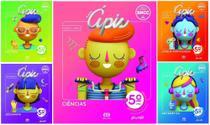 Kit Livros Escolares: Coleção. Projeto Ápis- 5º Ano-Série - Atica (Didaticos) - Grupo Somos