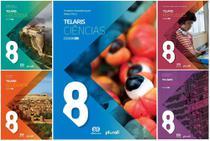 Kit Livros Escolares: Coleção. Teláris - 8º Ano-Série - Atica (Didaticos) - Grupo Somos