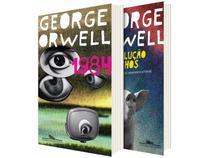 Kit Livros George Orwell - A Revolução dos Bichos + 1984