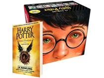 Kit Livros Harry Potter Box Edição Comemorativa - 20 Anos + Harry Potter e a Criança Amaldiçoada