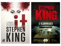 Kit Livros It: A Coisa + O Iluminado - Stephen King