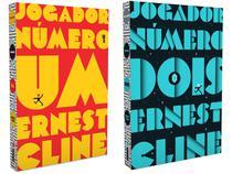 Kit Livros Jogador Número Um e Jogador Número Dois -
