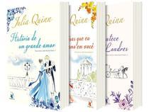 Kit Livros Julia Quinn -