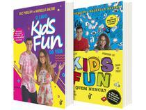 Kit Livros - Kids Fun