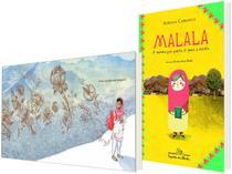 Kit Livros Malala E seu Lápis Mágico - A Menina que Queria ir Para a Escola