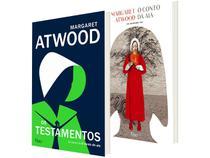 Kit Livros Margaret Atwood - O Conto da Aia + Os Testamentos