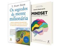 Kit Livros  - Mindset + Os Segredos da Mente Milionária