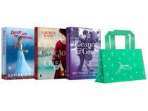 Kit Livros Mulher Jovem Edição Limitada com Brinde -