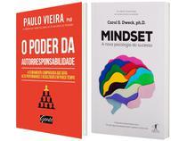 Kit Livros  - O Poder da Autorresponsabilidade + Mindset