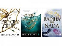 Kit Livros O Povo do Ar Holly Black -
