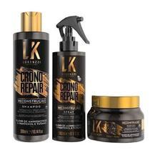 Kit Lokenzzi Crono Repair Reconstrução (Sh Spray e Máscara) -
