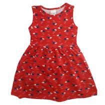kit lote 3 vestidos infantil menina roupa infantil feminina 1 ao 8 - Nacional