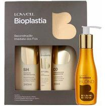 Kit Lowell Bioplastia Home Care e Bálsamo da Cura