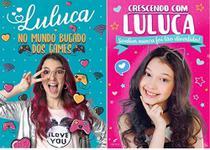 kit Luluca - No mundo bugado dos games/Crescendo com Luluca - sonhar nunca foi tão divertido - Astral Cultural