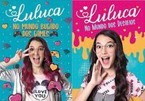 kit Luluca - No mundo bugado dos games/Luluca - No mundo dos desafios - Astral Cultural