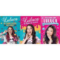 kit Luluca - No mundo bugado dos games/Luluca - No mundo dos desafios/Crescendo com Luluca - Astral Cultural