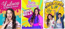 kit Luluca - No mundo dos desafios/Bela bagunça - As aventuras da Superbela/Maria Clara e JP - Astral Cultural