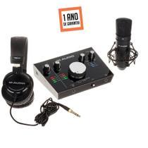 KIT M-audio M-track 2x2 Vocal Studio Pro Interface + Mic + F -