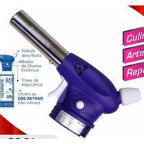 Kit Maçarico a gás com acendimento automático MA-280 + 1 Refil - Ferimte