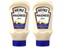 Kit Maionese Tradicional Heinz 390g - 2 Unidades