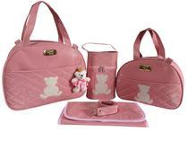 kit mala bolsa de bebe de maternidade - Clara Baby