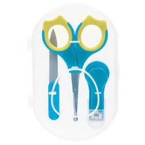 Kit Manicure Baby Azul - Buba -