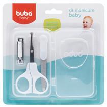 Kit Manicure Baby Buba Para Cuidadose Higiene Do Bebê - Buba Baby