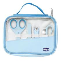 Kit Manicure Chicco Azul